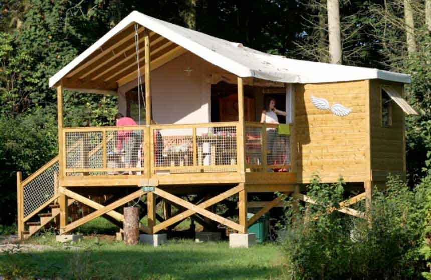 Ecolodge du Camping le Clos Cacheleux Miannay (10)