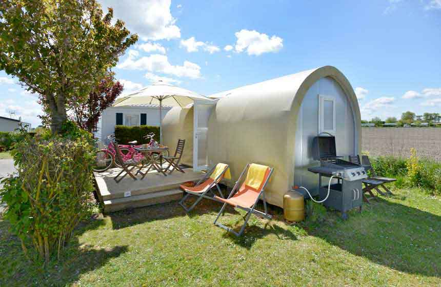Cocosweet du camping Le Ridin au Crotoy