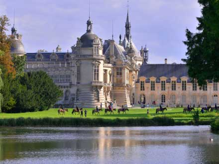 Le Domaine de Chantilly