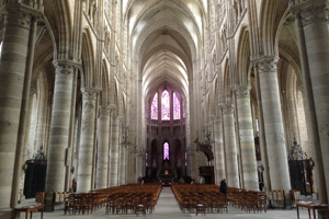 Visiter Soissons - Weekend Esprit Hauts-de-France - cathédrale Soissons